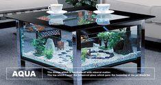 水槽テーブル アクアテーブル コレクションテーブル AQUATABLE AQUA(アクア)