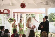 Ceremony at The Rose Garden. Outdoor Wedding Venues, Bridesmaid Dresses, Wedding Dresses, Weddings, Rose, Garden, Outdoor Wedding Locations, Bridesmade Dresses, Bride Dresses