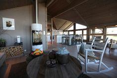 Bilderesultat for interiør moderne hytte