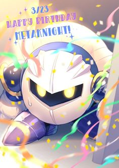 Meta Knight, Knight Art, Kirby Character, Game Character, Kirby Games, Pokemon, Star System, Cute Games, Cartoon Games