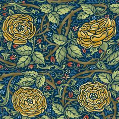 William Morris in Quilting: Fabric Collections