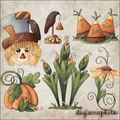 Fall Y'all 1 Clip Art Set http://digiscrapkits.com/digiscraps/index.php?main_page=product_info&cPath=921_920&products_id=8829