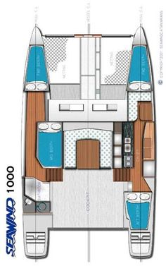 SEAWIND 1000XL2 - Seawind Catamarans