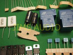Diamond Differential Power Amp Kit SPK Protection Pair