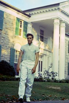 Elvis Presley House - History of Graceland