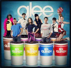 glee logo slushie - Google Search