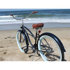 Beach Cruiser Bike | Let's ride our bikes to the sand !