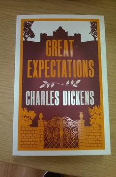 GREAT EXPECTATION by Charles Dickens http://www.almabooks.com/great-expectations-p-599-book.html