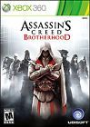 Assassin's Creed: Brotherhood (Microsoft Xbox 360 2010)