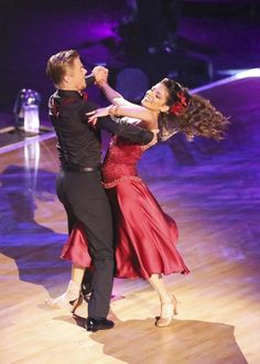 Bethany Mota & Derek Hough Dancing With the Stars Jazz Video Season 19 Week 3 9/29/14 #DWTS