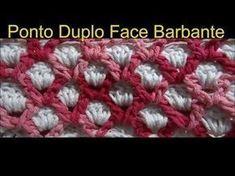 Tapete em fio conduzido em diagonal -passo a passo - Pink Artes Croche by Rosana Recchia - YouTube