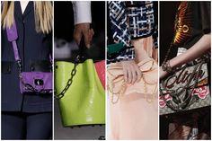 Spring 2017 Handbag Trends - Chains