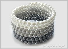 pearls on memory wire