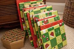 Countdown to Christmas with wrapped Christmas-themed library books.and a few tips on how to do it with multiple children. The Unlikely Homeschool Christmas Books, Christmas Paper, Christmas Love, Winter Christmas, Christmas Themes, Christmas Crafts, Christmas Decorations, Holiday Ideas, Holiday Decor