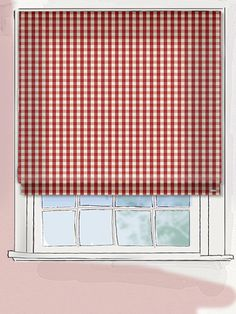 Gingham Red by tuiss ®