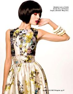 lovely dress #fashion