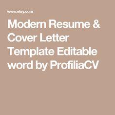 editable cover letter template