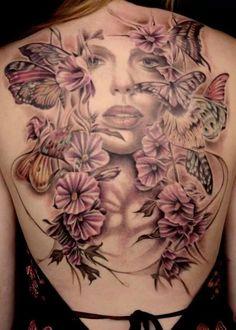 So pretty tattoo