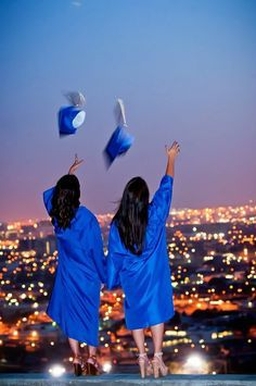Graduating high school with your best friend