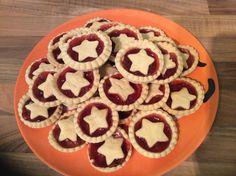 Jam tarts first attempt!