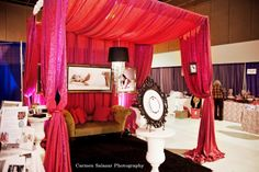 wedding show booth displays | ... availability for the upcoming bridal shows so call today for pricing