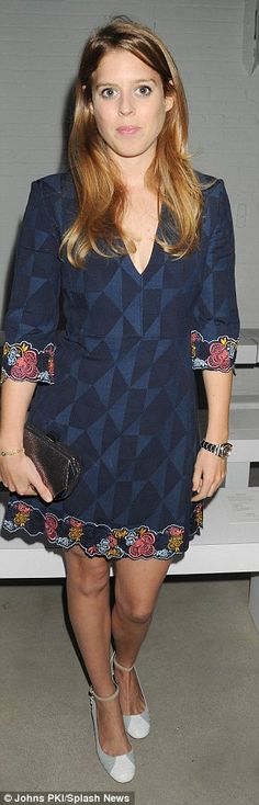 She's become something of a royal style icon over the past year and it seems that Princess Beatrice's passion for fashion shows no sign of abating