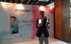 Akhirnya, Sharp Masuk ke Pasar Ponsel Pintar Indonesia