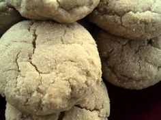 Canadian Maple Cookies- have to try these