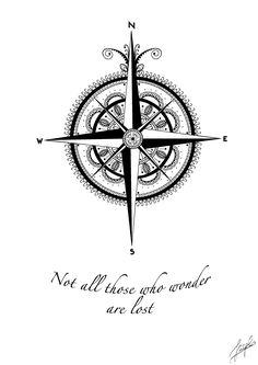 Image result for mandala compass