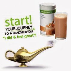 """Herbalife: Herbalife: The closest thing to """"Magic"""" weight loss."""