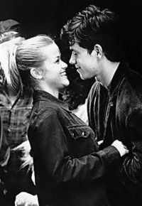 reese witherspoon and mark wahlberg - in the movie Fear-if only to see how young they are :-)