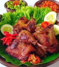 Easy Sauce Recipe, Sauce Recipes, Chicken Recipes, Cooking Recipes, Fried Chicken, Tandoori Chicken, Pork Hock, Pork Fillet, Indonesian Cuisine