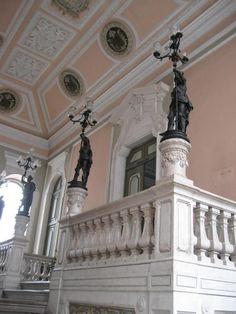 Solares e Casas Nobres em Portugal - Palácio do Marquês de Lavradio