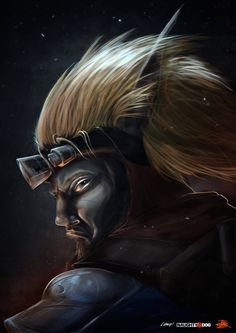 Jak by *C-CLANCY on deviantART