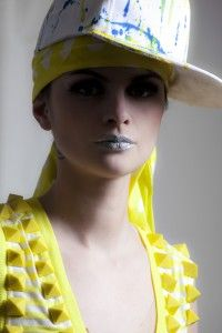 NACO-PARIS Summer 2013  photos by Natydred - Model Marie Douchet - make up Karine Marsac for Shu uemura - hair Sophie Haise  (15)