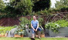 From fork to fork: five cooks and their kitchen gardens | Life and style | The Guardian