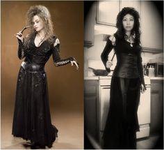 Bellatrix Lestrange Costume|Geek Crafts