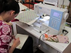 How to buy a sewing machine: Reviews by StitchedInColor, via Flickr