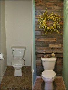 Dicas de decoração de lavabo ~ Artesanato na Pratica