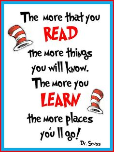 Dr Seuss Quote 8 x 10 printable by TheEducatedOwl on Etsy, $5.00