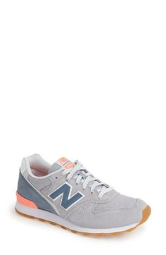 Free shipping and returns on New Balance '696' Sneaker (Women) at Nordstrom.com. New Balance re-launches its iconic 696 sneaker in lush, richly colored suede for a fresh, seasonal twist on a sporty classic.