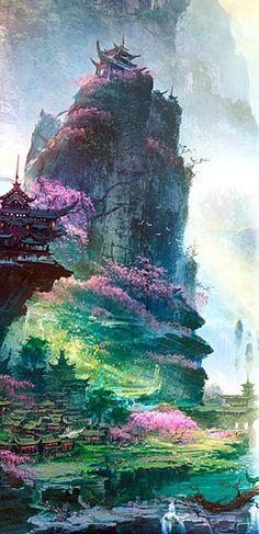 The Art Of Animation, Chen Kai