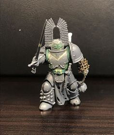 Warhammer Models, Warhammer 40000, Dark Angels 40k, Fallen Angels, Legion Characters, Great Sword, Space Wolves, Warhammer 40k Miniatures, Fantasy Miniatures