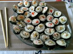 Sushi - zrób to sam