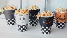 Halloween treat cups...from Betsy Veldman