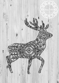 A personal favorite from my Etsy shop https://www.etsy.com/listing/464080052/christmas-reindeer-reindeer-svg-cricut