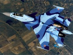 World Fighter Jet: Sukhoi Su-35