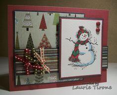 SC204, CC194 Jolly snowman