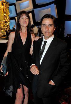 Charlotte Gainsbourg & Yvan Attal aux Césars 2010