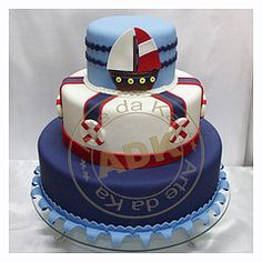 sea Nautical Party #cake